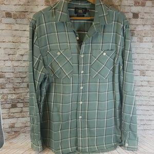 Ralph Lauren Double R Plaid Men's Shirt